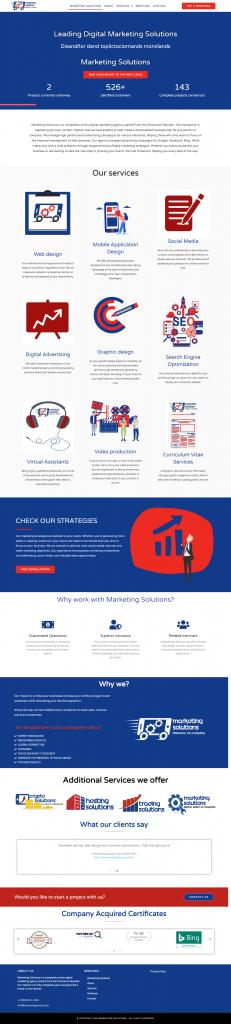 Marketing Solutions - Digital Marketing Agency - marketingsolutions.do